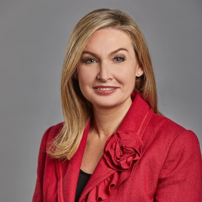Monika Henderson Director of Client Service at Bridgeway bio image